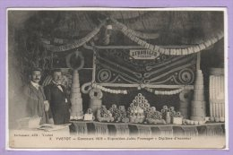 76 - YVETOT -- Concourt 1909 - Exposition Jules FROMAGER - Diplome D'Honneur - Yvetot