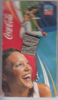 GREECE - Coca Cola Grand Sponsor Of Athens 2004 Olympics, Tirage 1000, Unused - Olympic Games