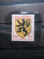 FRANCE Armoirie De Flandre N°602 Oblitéré - 1941-66 Wappen