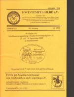 Poststempelgilde Gildebrief Band 210 , Inhaltsverzeichnis Siehe Bild 2 - Annullamenti