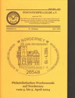 Poststempelgilde Gildebrief Band 213 , Inhaltsverzeichnis Siehe Bild 2 - Annullamenti