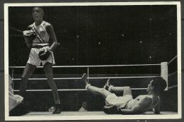 GERMANY 1936 Olympic Games Berlin Boxen Boxing Wilson & Larrazabal Sammelbild Nr. 132 - Sports