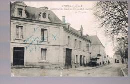 AVOINE . Carrefour Des Routes De Chinon Et De Savigny . - France