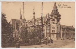 BELGIQUE   - VERVIERS -  Le Palais De Justice - Verviers