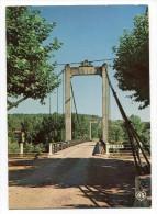 Ref 193 - BUZET-sur-TARN - Le Pont Suspendu Enjambant Le Tarn - Francia