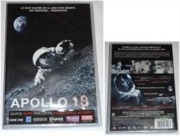 DVD NEUF SOUS BLISTER APOLLO 18 FACE CACHéE DE LA LUNE VERSION FRANCAISE - Ciencia Ficción Y Fantasía