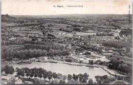 47 AGEN - Bassin Du Canal - Agen