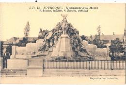 TOURCOING  Monument Aux Morts   Neuve TTB - Tourcoing