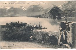 L53_449 - Lac D'Annecy à Talloires . 139 Duingt Et Le Massif Des Bauges - Talloires