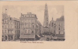 Antwerpen    Anvers   Vieux Canal Au Sucre   Point Central Odal                    Scan 7624 - Antwerpen