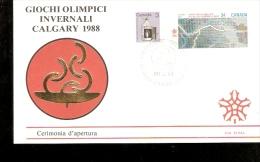 Giochi Olimpici Di Calgary Pattinaggio Artistico Canada - Pattinaggio Artistico