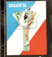 KAMPUCHEA SARAJEVO 84 OLIMPIC GAME - Pattinaggio Artistico