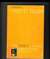CATALOGO YVERT 1999 - 3° Parte  Da Dominicana A Guatemale  - (in Buone Condizioni) - Cataloghi