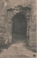 MARVILLE RESTE DES REMPARTS  POTERNE DE L ANCIEN CHATEAU - France