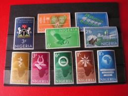 == Nigeria Lot  ** MNH   Space - Nigeria (1961-...)
