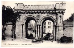 CP, 17, LA ROCHELLE, Porte Saint-Nicolas, Vierge - La Rochelle