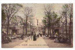 8434 : Paris : Square Des Arts Et Métiers - Arrondissement: 03