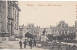 Antwerpen    Anvers   Le Musée Avec L´ Institut Commercial   Kinderen                 Scan 7625 - Antwerpen