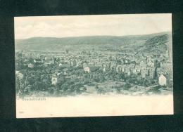 AK -  Oberlahnstein ( Totalansicht Edm. Von König) - Lahnstein
