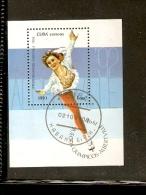 CUBA ALBERTVILLE 92 - Pattinaggio Artistico