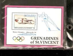 GRENADINES E ST VINCENT SHORT TRACK - Pattinaggio Artistico
