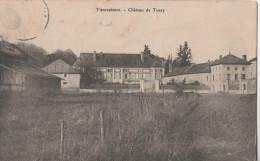VAUCOULEURS CHATEAU DE TUSEY - Francia