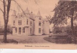 MELSBROEK : Château Dereine (entrée) - Steenokkerzeel