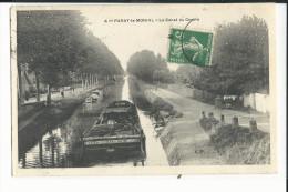 71 PARAY LE MONIAL LE CANAL DU CENTRE - Paray Le Monial