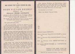 Victor Desmet (1877-1953) - Images Religieuses