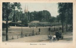 BAYONNE - Les Glacis (carte Précurseur) - Bayonne
