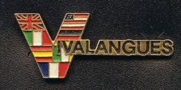 """ VALANGUES ""    Ble Pg3 - Steden"