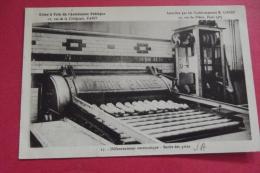 C P  Paris Usine A Pain De L'assistance Publique  Defournement Automatique Sortie Des Pains - Distretto: 12