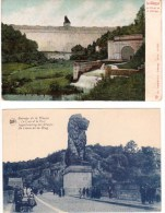 "La Gileppe  - Vallée Et Barrage "" - Baelen"