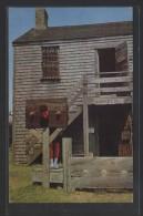 Nantucket Islands. Mass. *The Old Gaol And Stocks*  Ed. Mike Roberts Nº C16226. Nueva. - Nantucket
