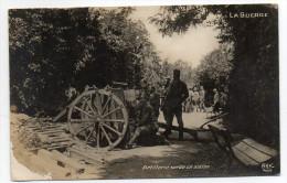 PREMIERE GUERRE MONDIALE / WW1 - ARTILLERIE SERBE EN ACTION - Serbien