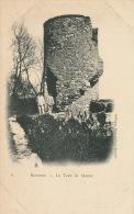 BAYONNE - La Tour De MARRAC (carte Précurseur) - Bayonne