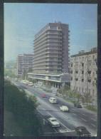 "3617 RUSSIA 1974 ENTIER POSTCARD L 64227 (K62) Mint EREVAN YEREVAN ARMENIA HOTEL ""ANI"" CAR TRANSPORT - Hotels, Restaurants & Cafés"