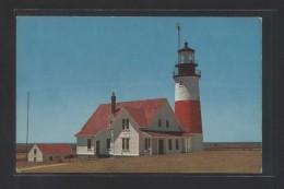 Nantucket. Mass. *Sankaty Head Light House...*  Ed. Lusterchrome Nº K-5623. Nueva. - Nantucket