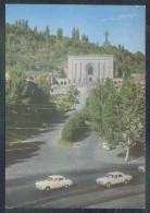 3621 RUSSIA 1974 ENTIER POSTCARD L 64227 (K62) Mint EREVAN YEREVAN ARMENIA MASHTOTS INSTITUTE LITERATURE MONUMENT STATUE - 1923-1991 USSR