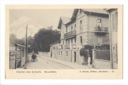 9621 - Neuchâtel Hôpital Des Enfants - NE Neuchâtel