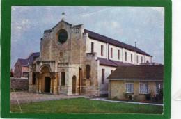 WESTON-SUPER-MARE  CORPUS CHRISTI CHURCH  Built 1929, Consecrated 1934 Cpm  Année 1974 - Weston-Super-Mare