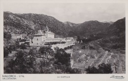 Espagne - Islas Baleares - Mallorca - Valldemosa - La Cartuja - Mallorca