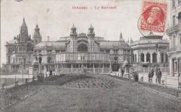 Belgique - Ostende Oostende - Jardins Et Kursaal - Editeur JFB - Oostende