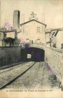 30. BOUCOIRAN . Le Tunel Du Chemin De Fer . CPA Fautée : TuNNel . - Sonstige Gemeinden
