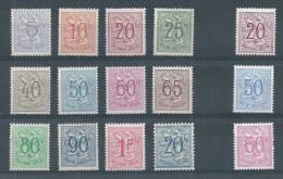 849/59 + 3 P6   Cote 16.50 - Belgien