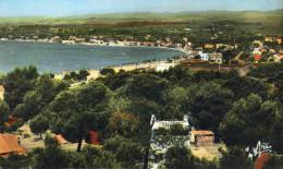 SAINT CYR LES LECQUES - VAR  (83) -  PEU COURANTE CPSM. - Saint-Cyr-sur-Mer