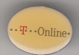 GREECE - T Telecom, Unused - Badges