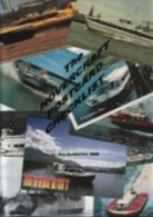 HOVERCRAFT POSTCARD CHECKLIST - Books, Magazines, Comics