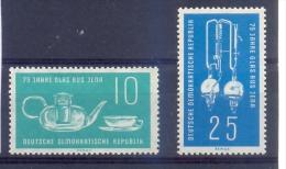 Duitsland - DDR - 1959 - 427/28 **  Postfris - Unused Stamps