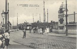 Antwerpen,  Schijnpoort Met Tram 3 - Antwerpen